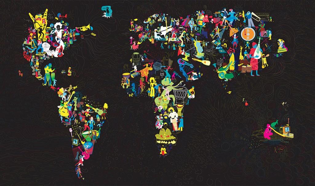 Music around the World by Doreen Hendrich on Prezi